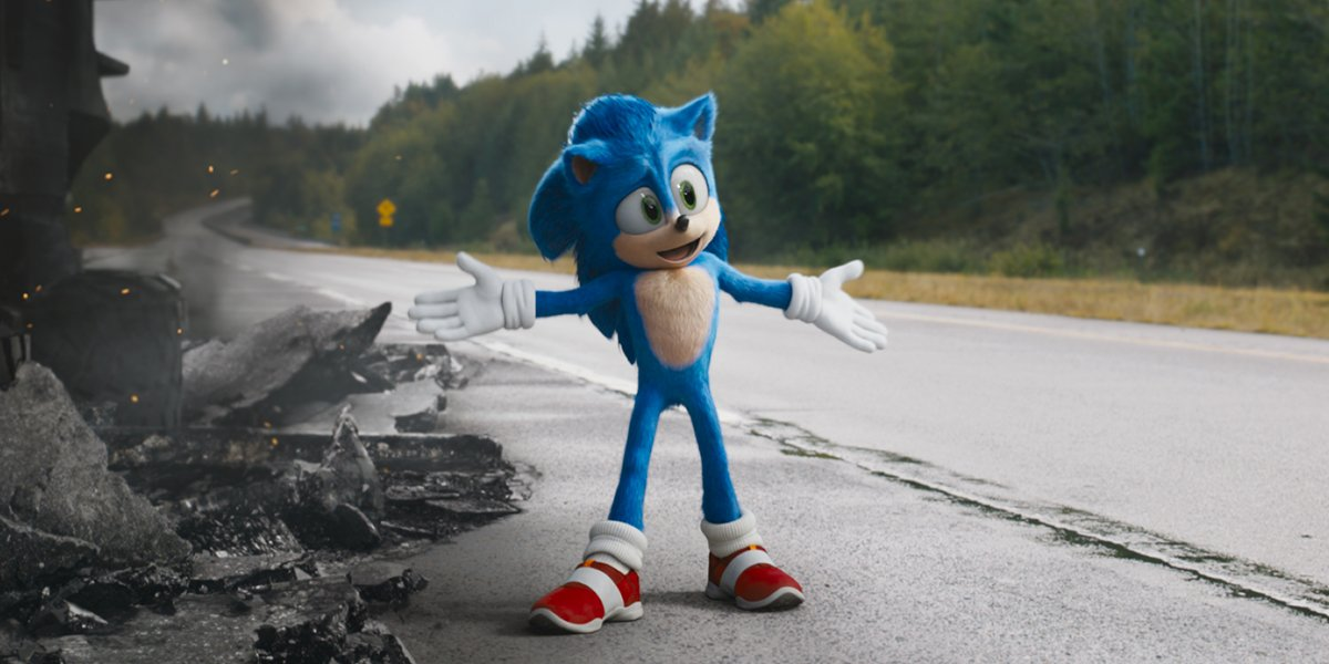 Sonic The Hedgehog's Director Can't Stop, Won't Stop Celebrating Its Record Breaking Opening