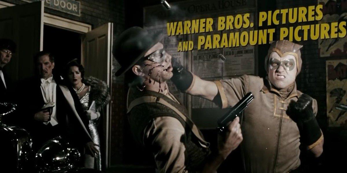 Watchmen Intro/Opening Credits