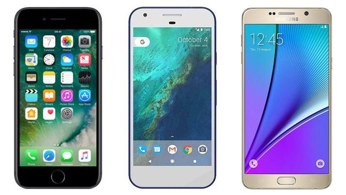 Best Smartphones for Senior Citizens & Elderly | Top Ten Reviews