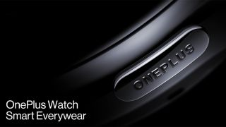 OnePlus Watch zoomed in view