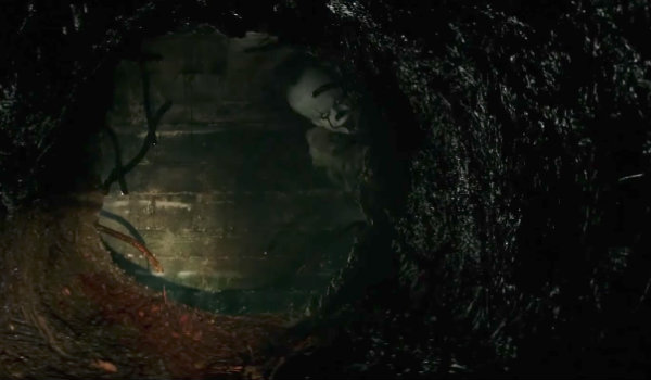 IT Pennywise sewer