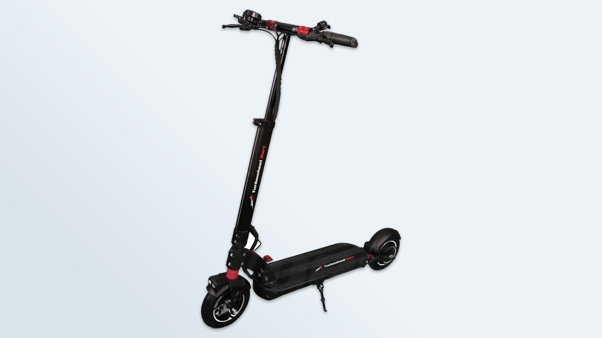 Melhores scooters elétricas: Turbowheel Dart T9
