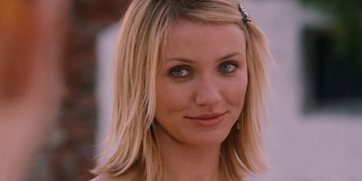 Cameron Diaz in In Her Shoes before retirement from movies