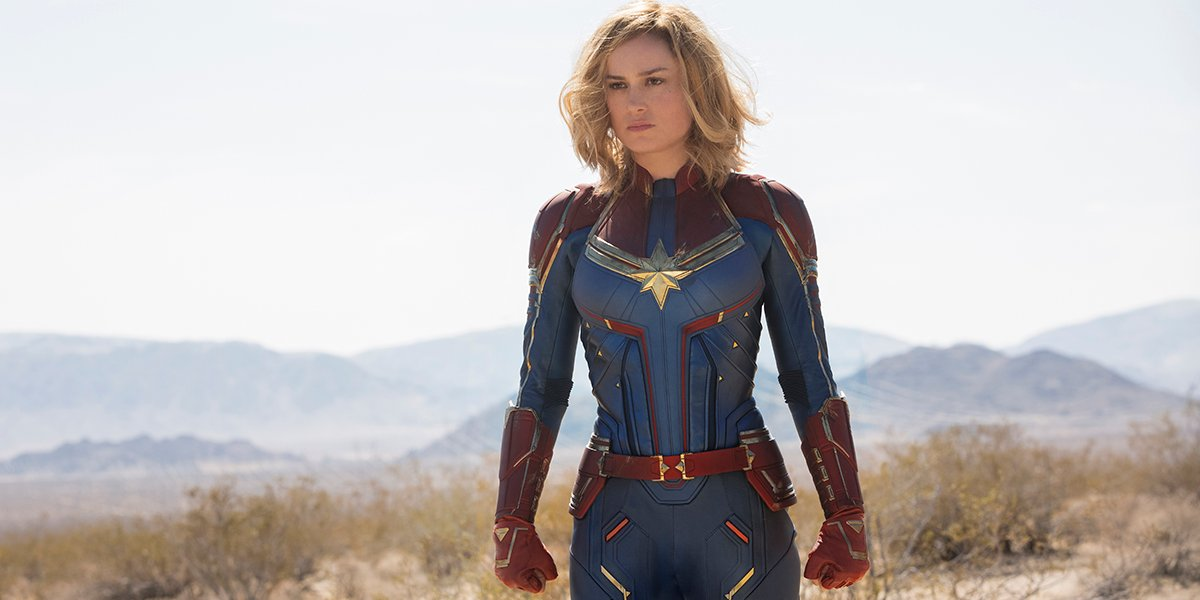 Why Captain Marvel 2's Brie Larson Is 'Excited' To Be Working With The Film's Director
