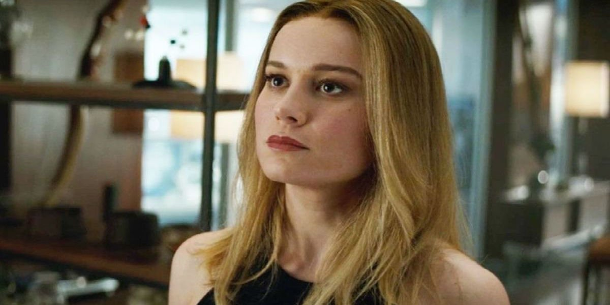 Why Writing Captain Marvel Scenes Was Weird For Avengers: Endgame Writers