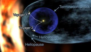 Voyager Spacecraft Celebrate 30th Anniversary