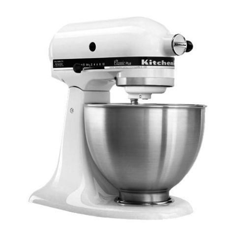 The KitchenAid Classic Plus Mixer Is A Basic Model, But When We Put It  Through A Series Of Tests, It Performed As Well, If Not Better, Than Mixers  With More ...