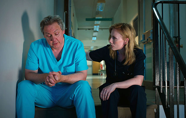 Holby City spoilers: Jac consoles Sacha
