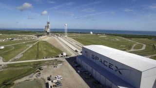 SpaceX is in the final stages of modifying Launch Complex 39A at the Kennedy Space Center for Falcon 9 and Falcon Heavy launches. The launchpad is expected to be operational by November 2016, SpaceX says.