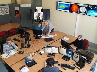 Space Weather Coordination Centre (SSCC)