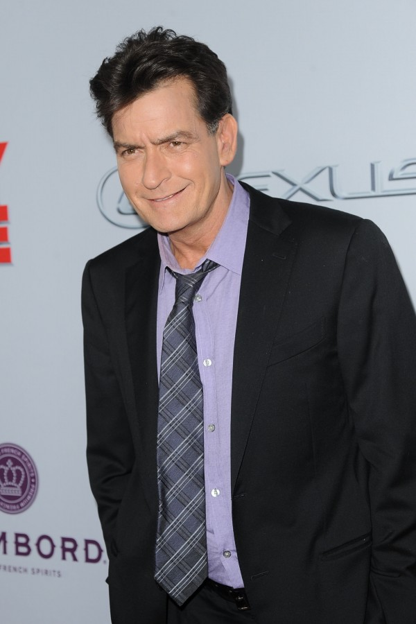 Charlie Sheen (Andreas Branch/AP)