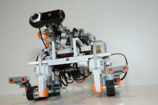 space station internet robot mocup