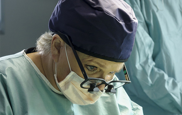 Sharon Gless Casualty