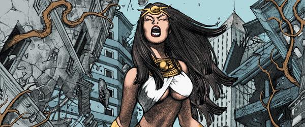 Adrianna Tomaz DC Comics