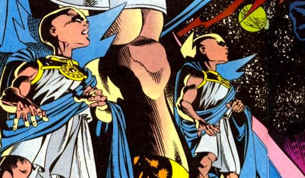 The Watchers Marvel Comics