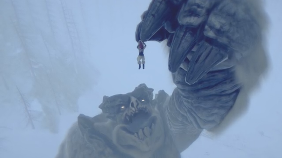Shadow of the Colossus-inspired Prey for the Gods now on Kickstarter