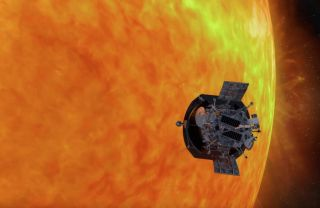 NASA's Sun-Kissing Solar Probe Survives 1st Flyby of Our Star