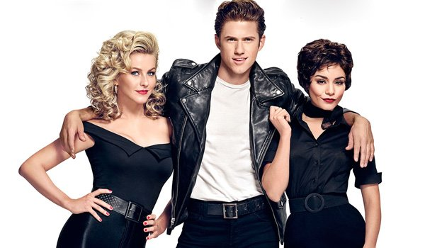 grease live dvd