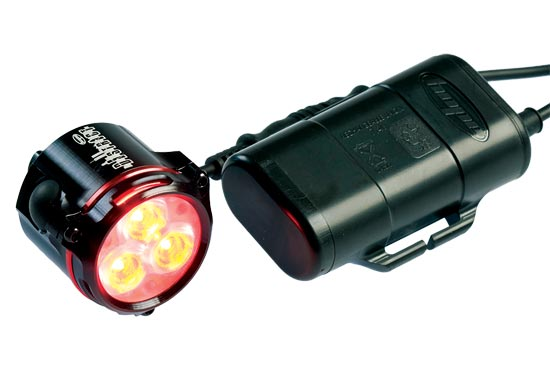 Hope District 3 LED rear light