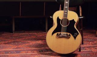 Gibson's new Tom Petty SJ-200 Wildflower