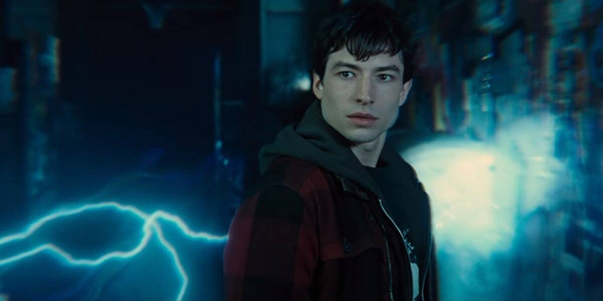 Ezra Miller's In Stephen King's The Stand Wearing Basically Underwear And Combat Boots