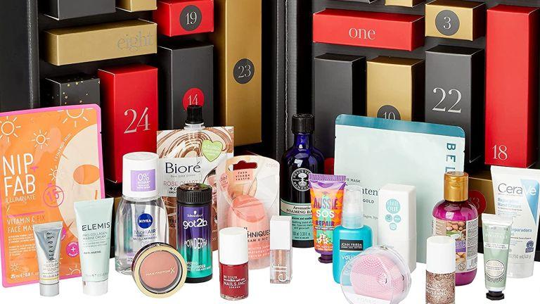 Amazon Beauty Advent Calendar 2021