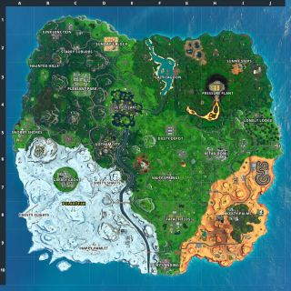 Fortnite chapter 1 map: All the big changes for Season 10