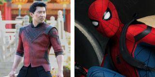 Shang Chi and Spider-Man