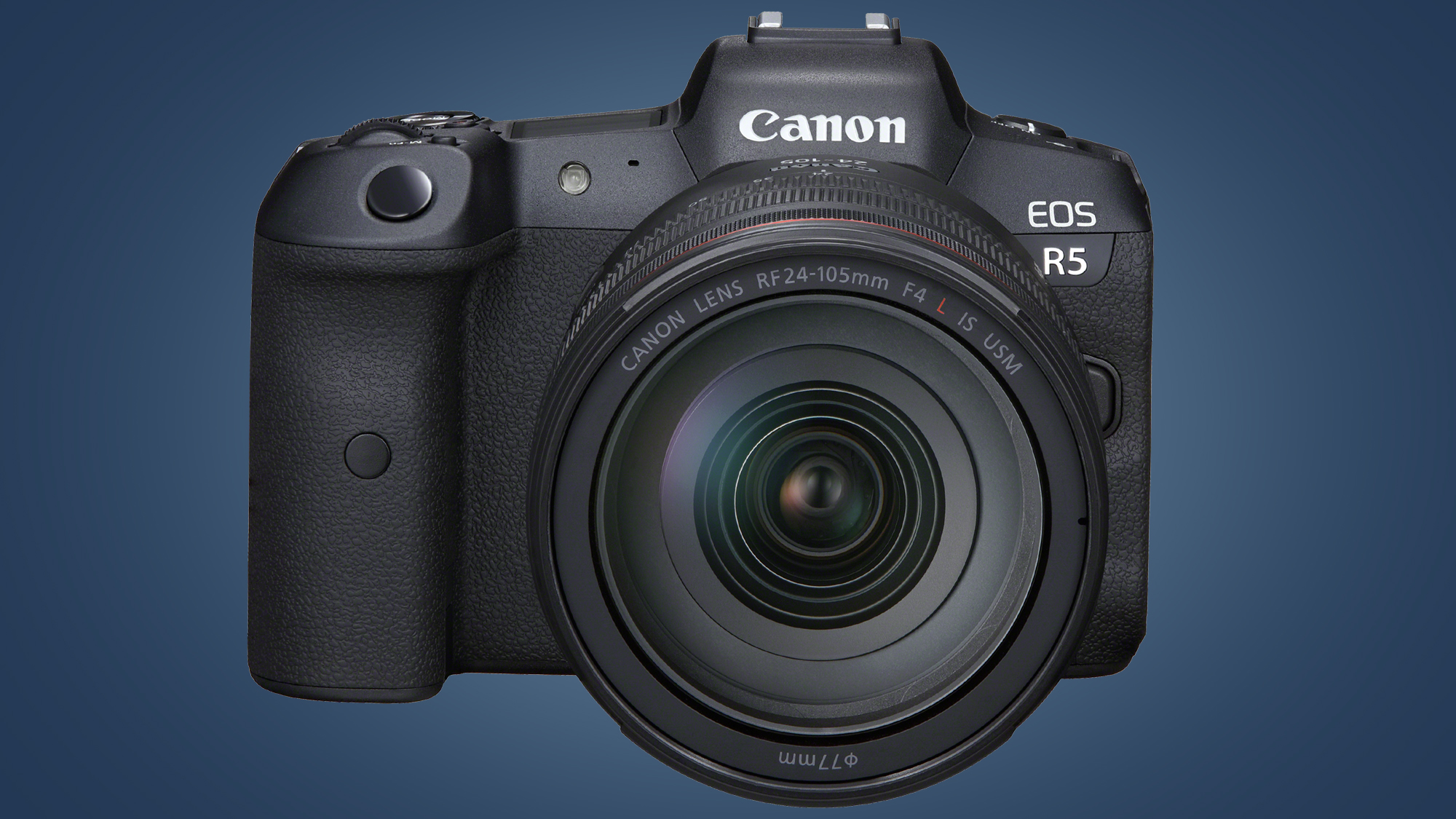 The Canon EOS R5 is officially the world's most powerful hybrid camera thumbnail