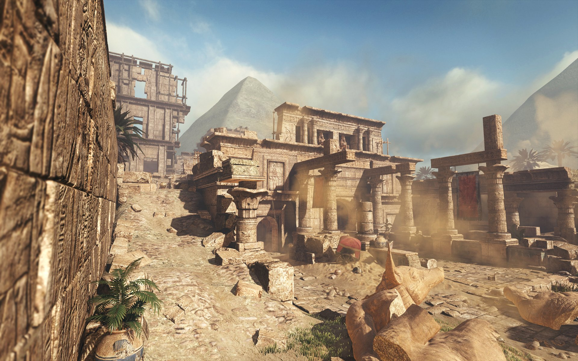 Call Of Duty: Ghosts Invasion DLC Trailer, Screenshots Reveal New Maps #31457