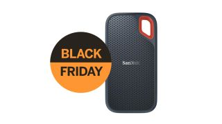 SanDisk 2TB Extreme Portable External SSD Black Friday deal