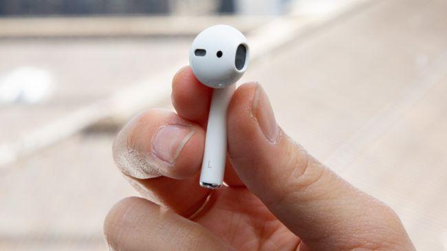 گوشی سمت چپ اپل ایرپاد