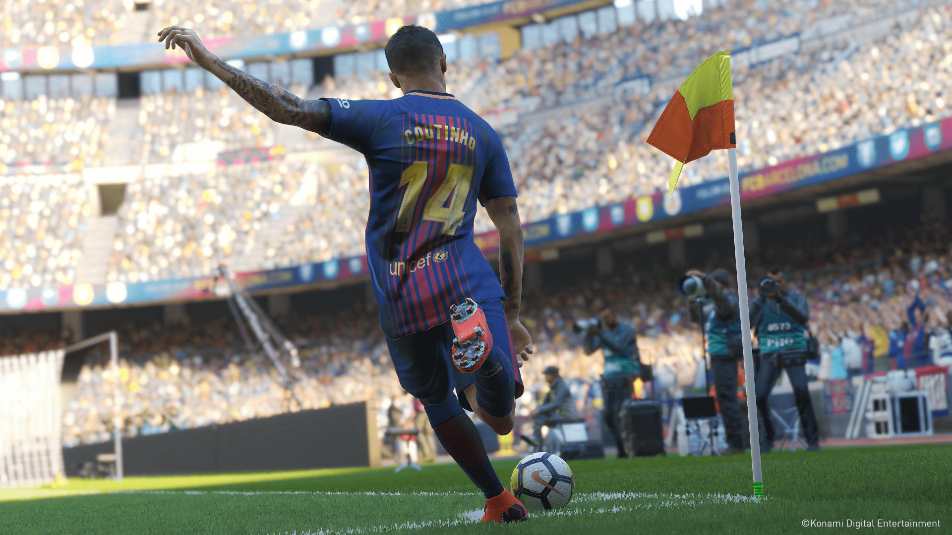 PES 2019: news, release date, system requirements 42
