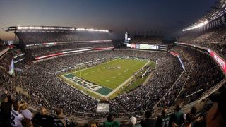Fulcrum Acoustic sound system at Lincoln Financial Field