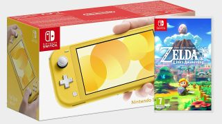 Buy a Nintendo Switch Lite and get Legend of Zelda: Link's Awakening for free