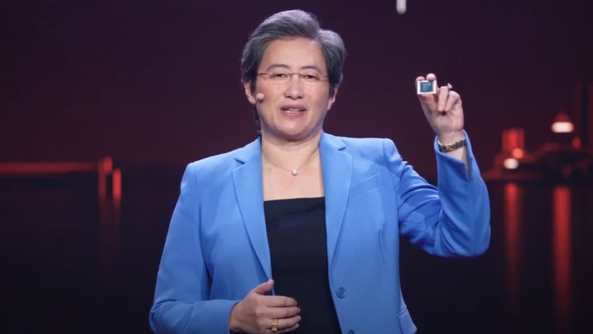 AMD Ryzen 5000 mobile processors arrive at CES 2021 to steal the laptop crown from Intel