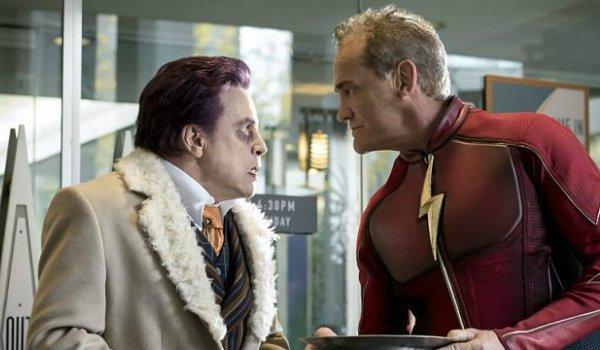 John Wesley Shipp Mark Hamill The Flash