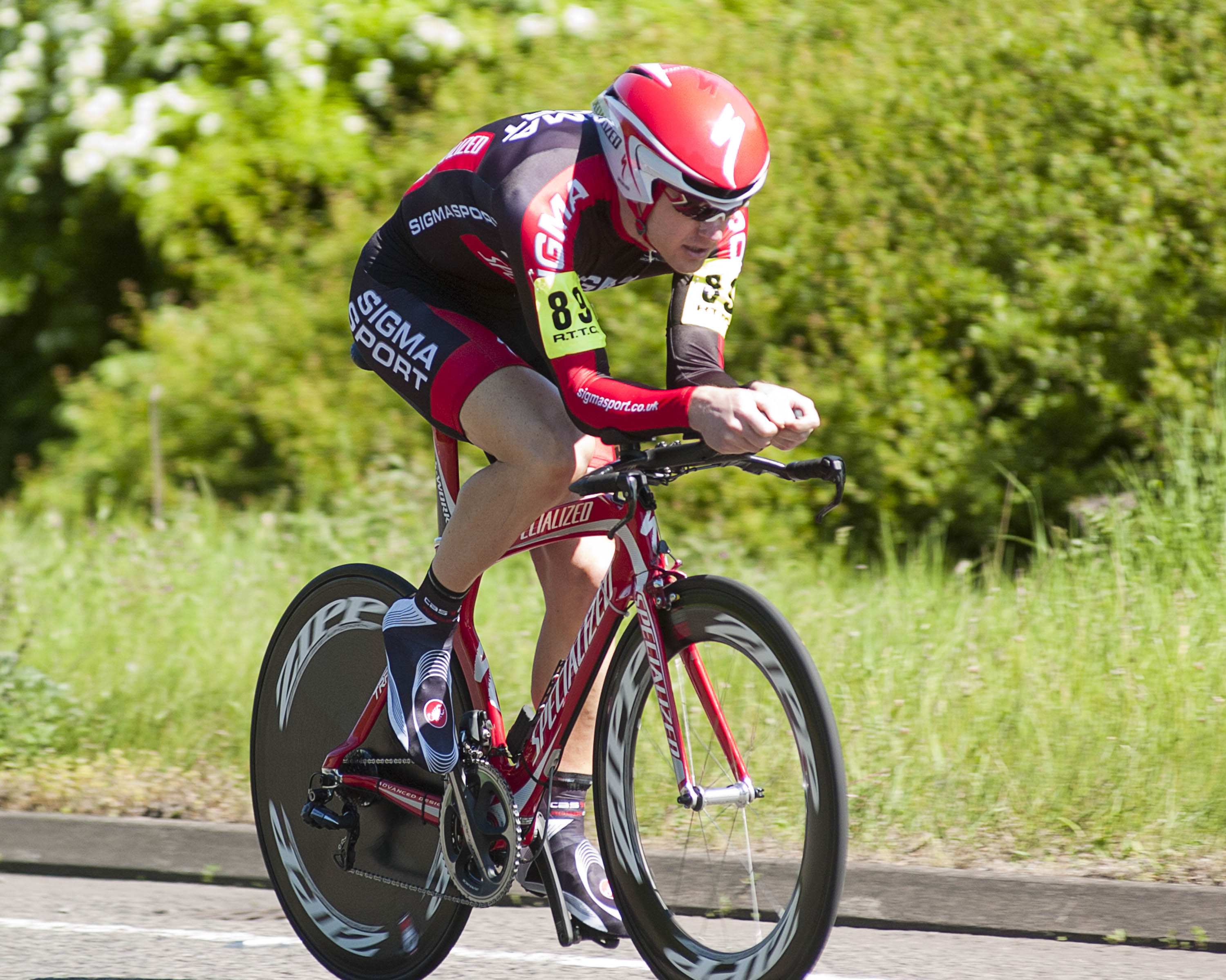 Jerone Walters Richmond Park TT