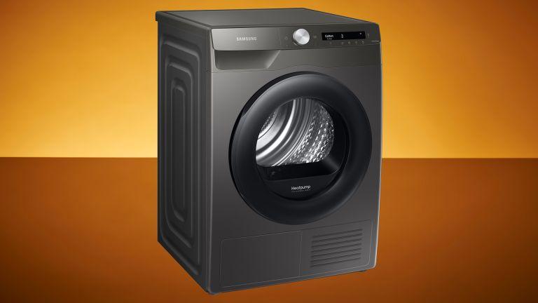 Heat pump dryer from Samsung