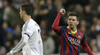 Messi Has Even Ruder Nickname For Ronaldo Fourfourtwo