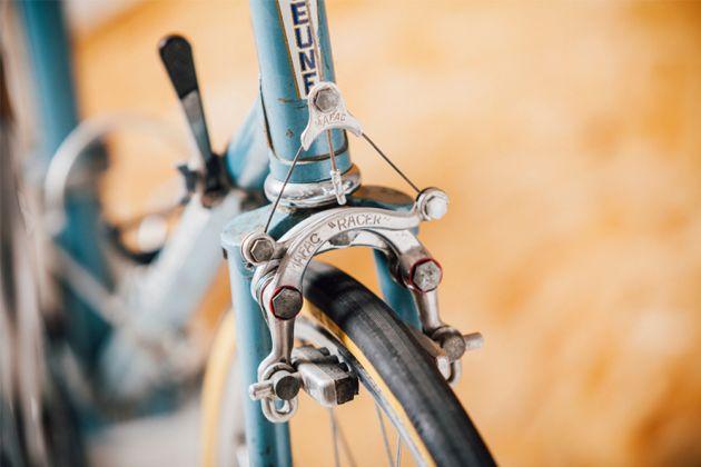 Mafac brakes by Chris Catchpole