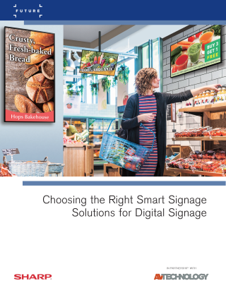 Choosing the Right Smart Signage Solutions