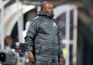 Mamelodi Sundowns coach Manqoba Mngqithi