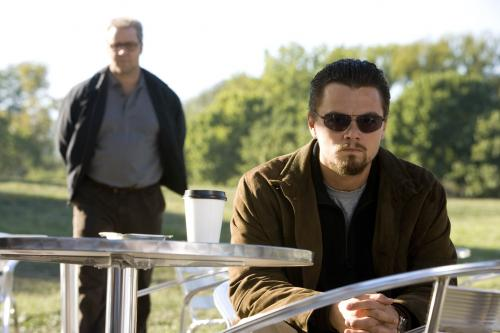 Body of Lies - Russell Crowe as Ed Hoffman & Leonardo DiCaprio as Roger Ferris