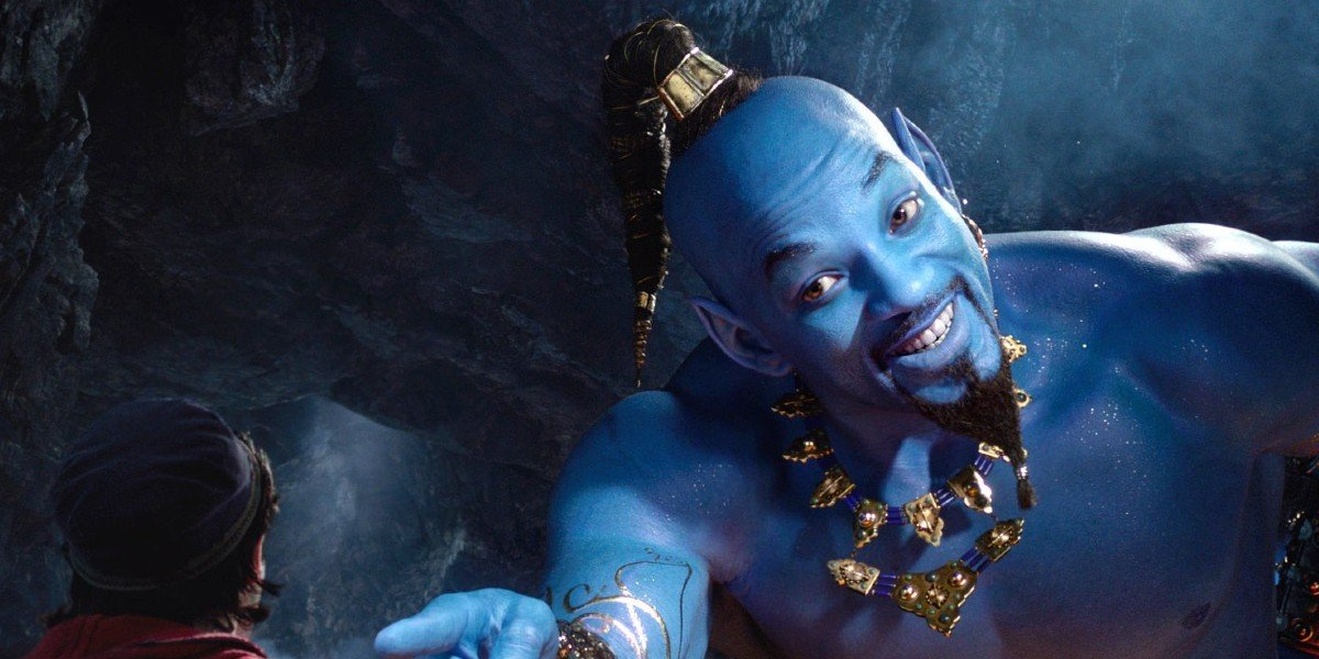 Will Smith - Aladdin (2019)