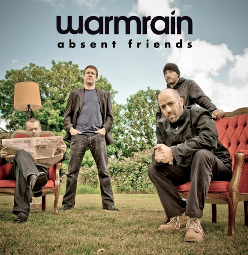 Warmrain reissue Absent Friends EP | Louder