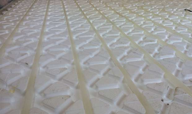 Retro Fit Underfloor Heating