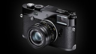 Holy Leica, Batman! A Leica M10-R Black Paint edition worthy of The Dark Knight has been leaked online