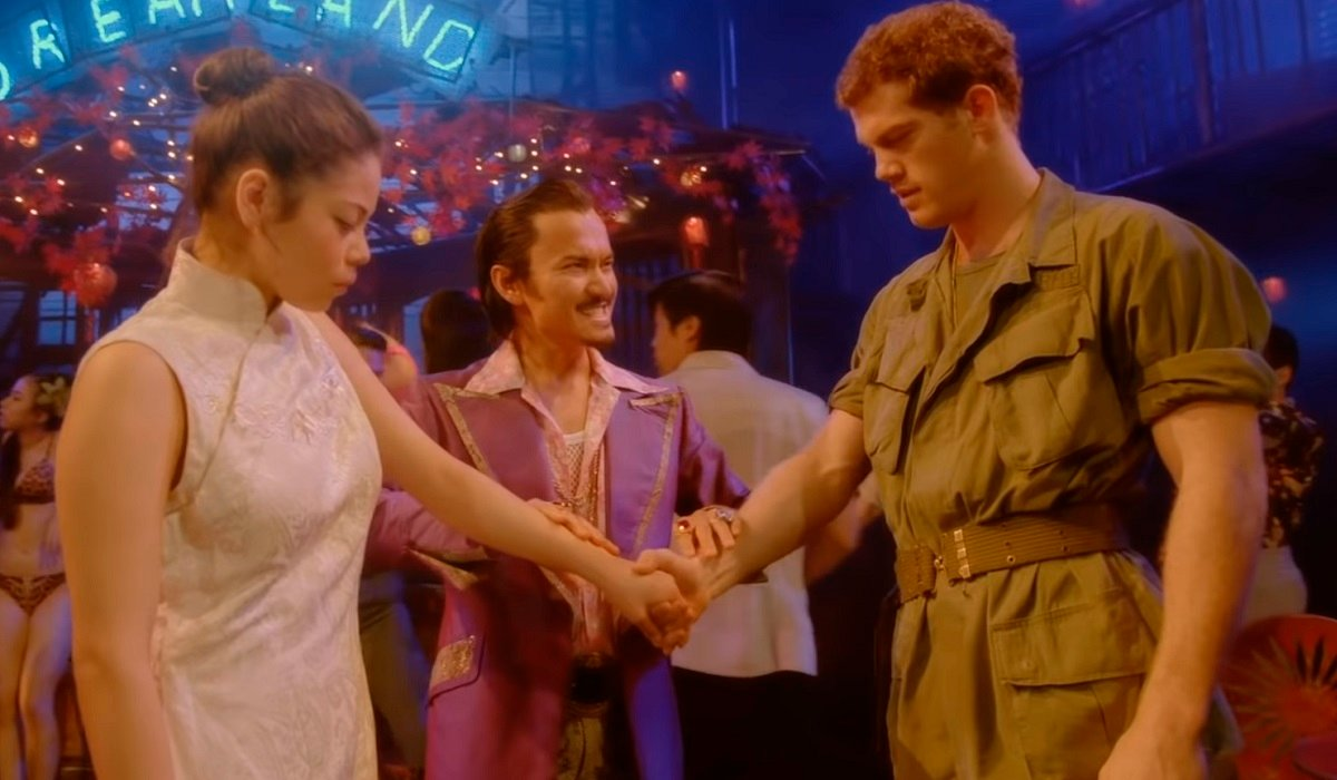 Miss Saigon Theatrical Stage Production