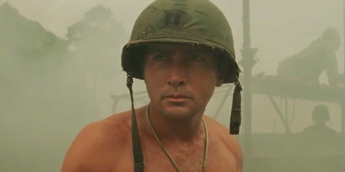 Martin Sheen in Apocalypse Now Redux